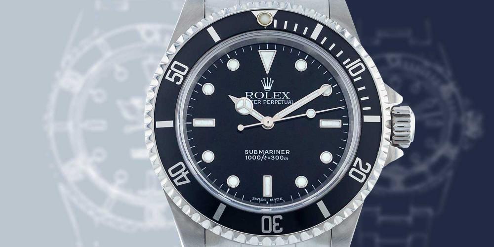 Самые необычные циферблаты Rolex Submariner
