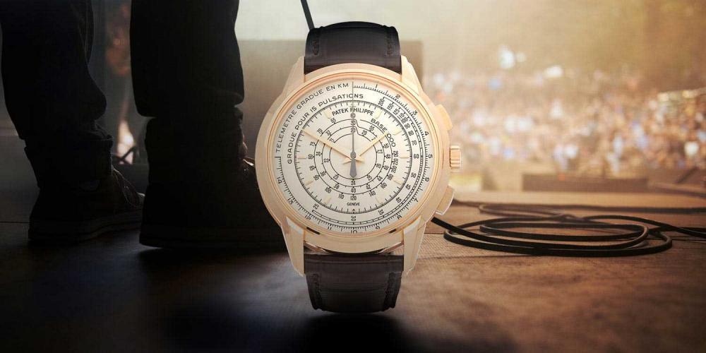Часы из коллекции Eric Clapton's (Эрика Клэптона)